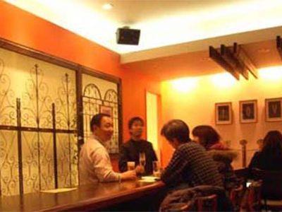 スペインバルの香りただようカフェ2009