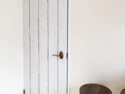 ドアのリメイク