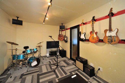 夢のスタジオ