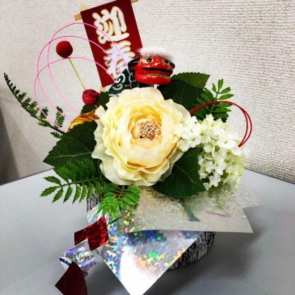お正月飾りづくり ~道新文化センター